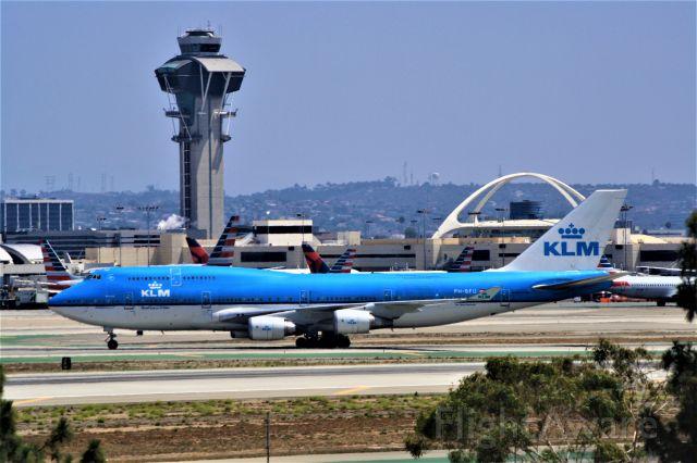Boeing 747-200 (PH-BFU)