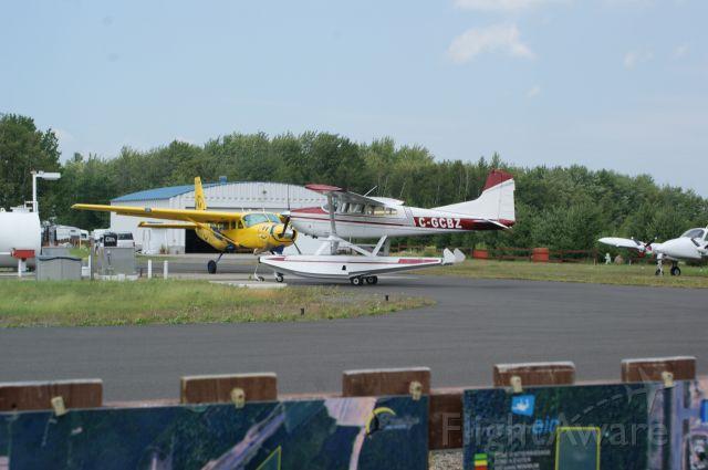 Cessna Skywagon (C-GCBZ) - St. Jean. Chrysostome, QC