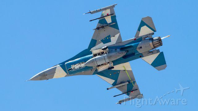 Lockheed F-16 Fighting Falcon (85-1418)