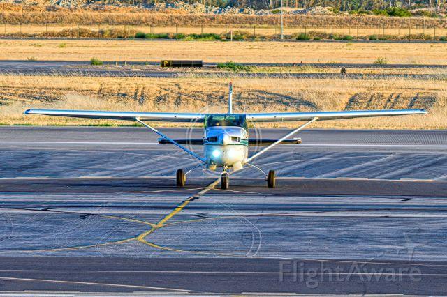 Cessna 206 Stationair (N4716X) - Cessna TU206G at Livermore Municipal Airport (CA). June 2021.
