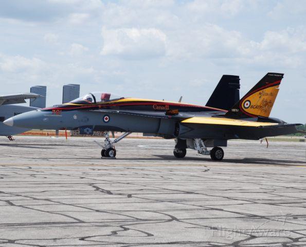18-8761 — - Yankee Air Force Wild Wednesday Air Show June 22, 2016.