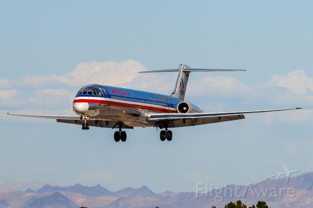 McDonnell Douglas MD-83 (N571AA) - 3/22/2020