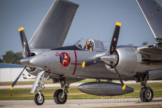 Grumman G-51 Tigercat (NX747MX)