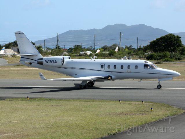 IAI Gulfstream G100 (N755A)