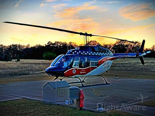 N414AE — - At the base in La Grange TX