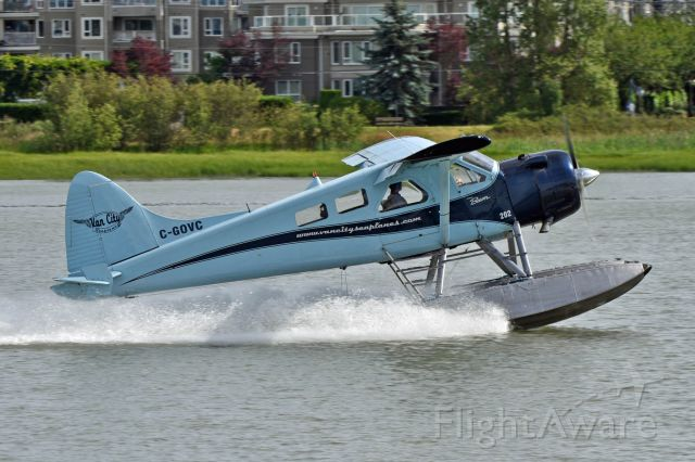 De Havilland Canada DHC-2 Mk1 Beaver (C-GOVC)
