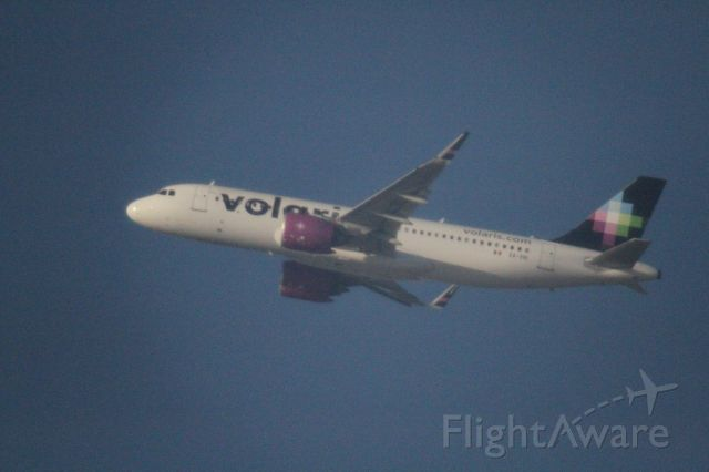Airbus A320 (XA-VRI) - DEPARTURE FROM 27 MMTJ