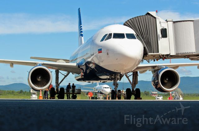 Airbus A319 (VP-BWL)