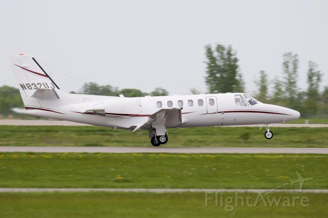 Cessna Citation II (N832UJ)