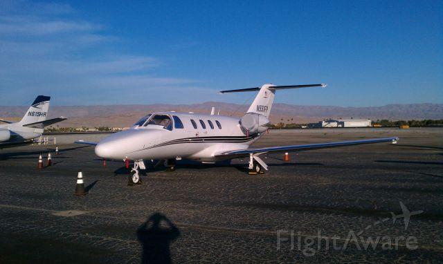 Cessna Citation Mustang —