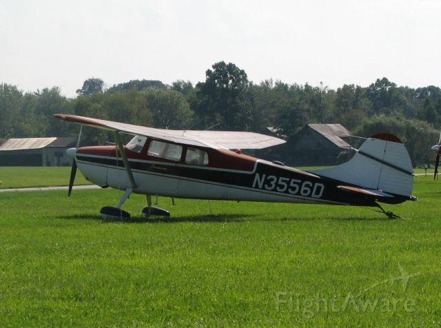 Beechcraft Baron (58) (N3556D) - At Sky Manor, NJ