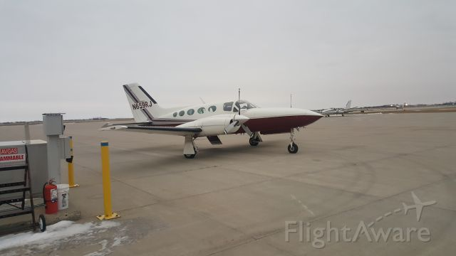Cessna 421 (N659RJ)