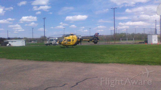 Eurocopter EC-635 (N535MW)