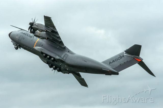 AIRBUS A-400M Atlas (F-WWMS) - F-WWMS Airbus Military Airbus A400M @ Paris - Le Bourget (LBG / LFPB) / 22.06.2013