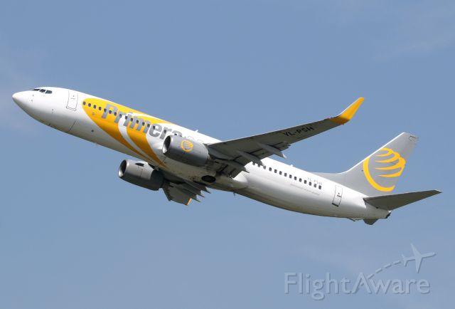 Boeing 737-800 (YL-PSH)