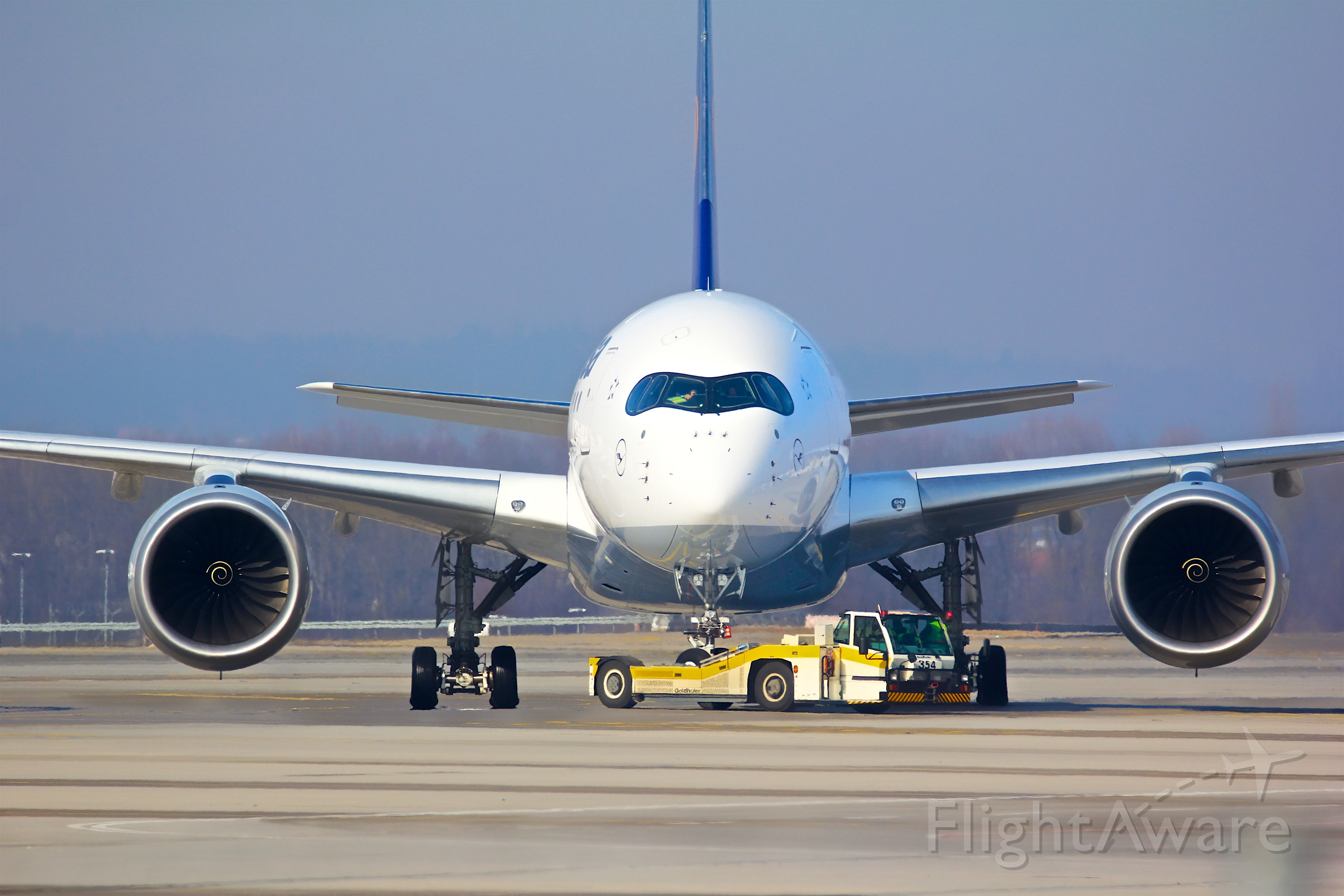 Airbus A350-900 (D-AIXA)