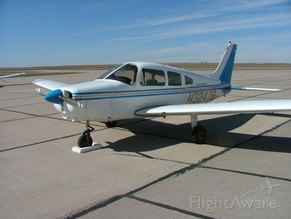 Piper Cherokee (N32478) - Piper Warrior