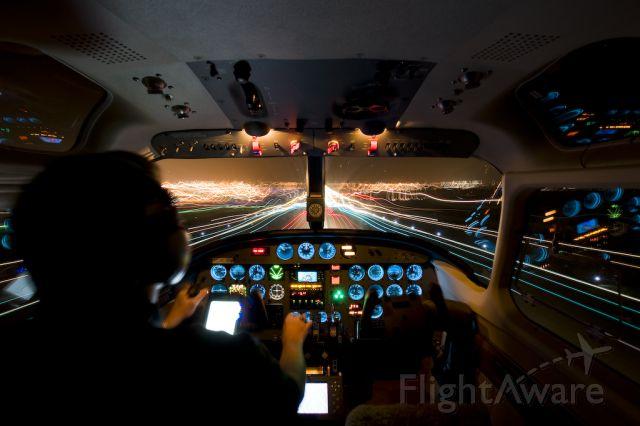 Aero Commander 500 (N799CE)
