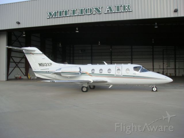 Beechcraft Beechjet (N513XP)
