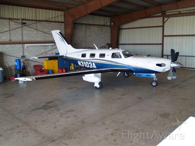 Piper Malibu Meridian (N3103A) - 2004 Piper PA46-500T