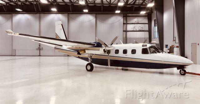 Gulfstream Aerospace Jetprop Commander (N695MM)