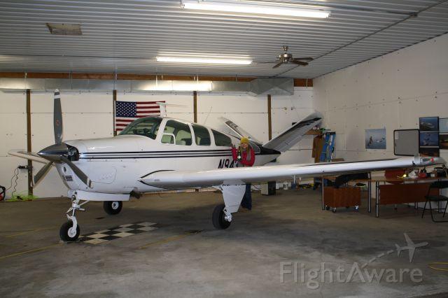 Beechcraft Bonanza (36) (N9439S)
