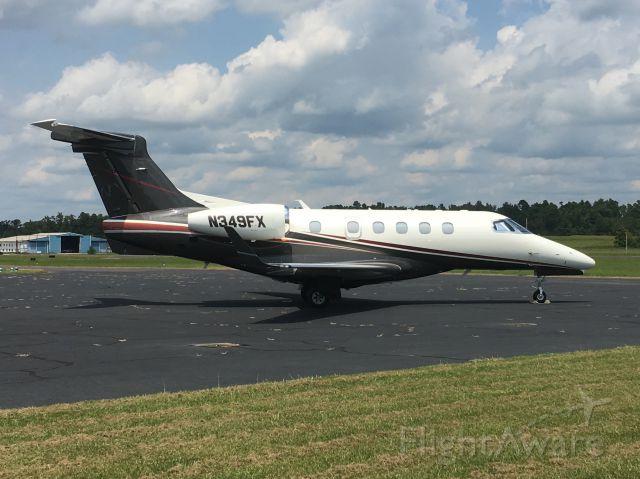Embraer Phenom 300 (N349FX)