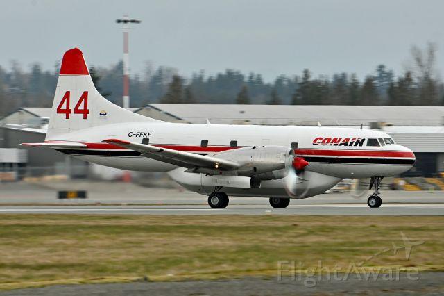 CONVAIR CV-580 (C-FFKF)