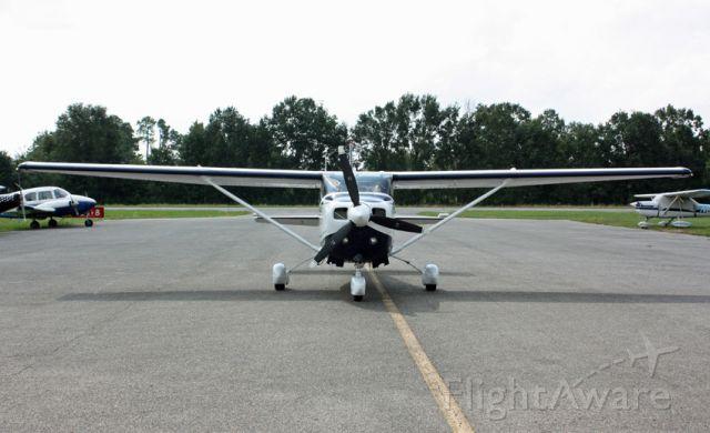 Cessna 206 Stationair (N756HA)