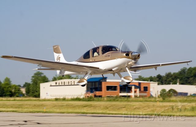 Cirrus SR-22 (N802PH) - Cirrus SR-22 G3 Turbo