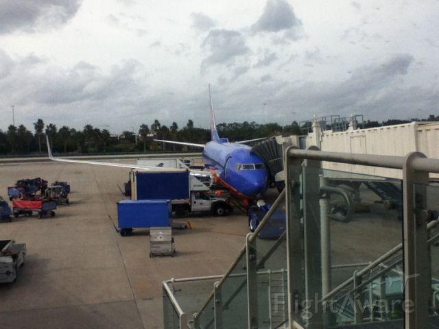 Boeing 737-700 — - Southwest B737 @ Orlando International Airport