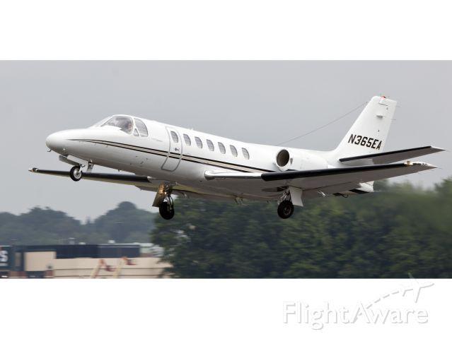 Cessna Citation V (N365EA) - CFM (Corporate Flight Management) has two Citation V jets based in the New York metropolitan area available for charter KDXR KHPN KTEB KBDR  Brand new interior!  www.flycfm.com