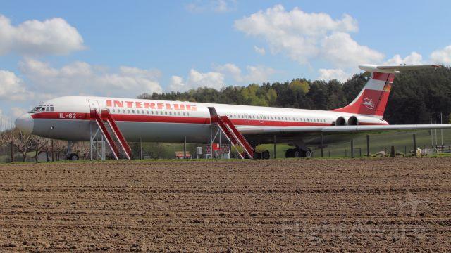 Ilyushin Il-62 (DDRSEG)