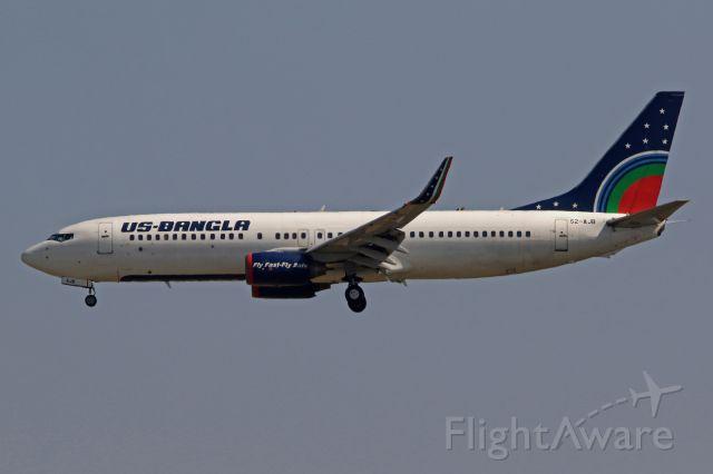 Boeing 737-700 (S2-AJB)