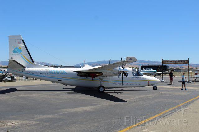 Gulfstream Aerospace Jetprop Commander (N29GA)