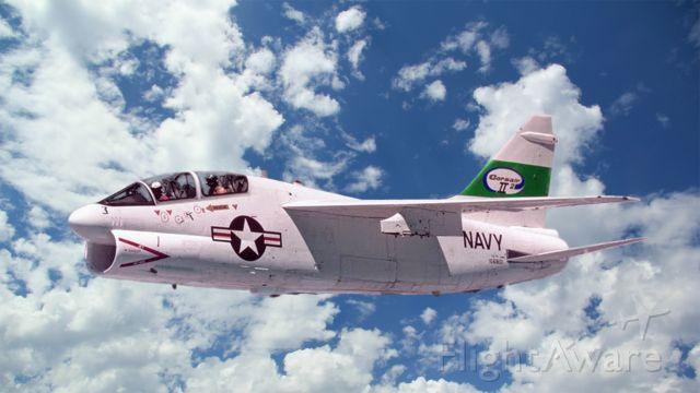 VOUGHT TA-7 Corsair 2 —