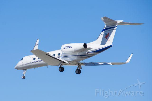 Gulfstream Aerospace Gulfstream IV (N721MJ) - Maui Jim
