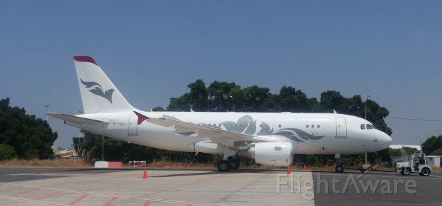 Bombardier Global Express (M-YULI)