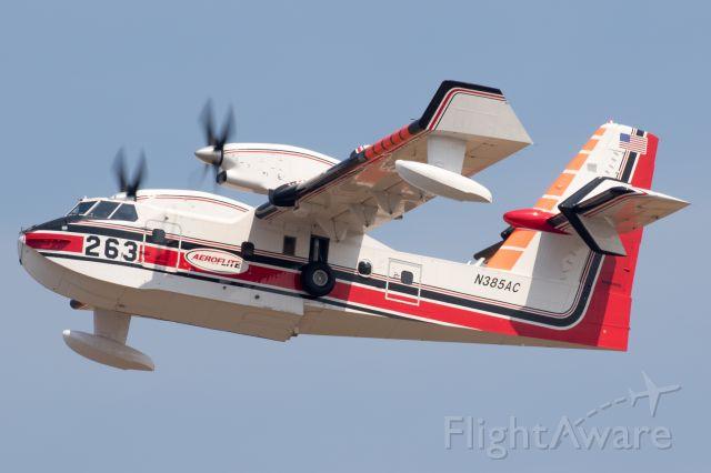 Canadair CL-415 SuperScooper (N385AC)