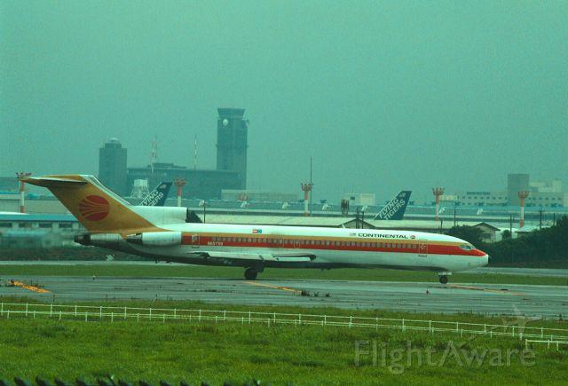 BOEING 727-200 (N69739) - Departure at Narita Intl Airport Rwy16 on 1987/07/18