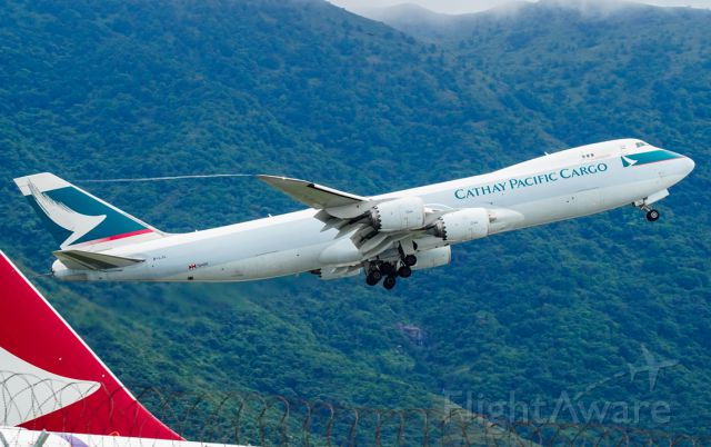 BOEING 747-8 (B-LJL)
