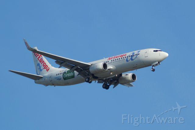 Boeing 737-700 (EC-IDA) - Argentina - Cordoba Livery