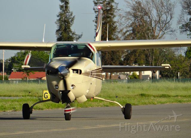Cessna Centurion (N6431N) - Cessna 210 visting from Placerville, CA.
