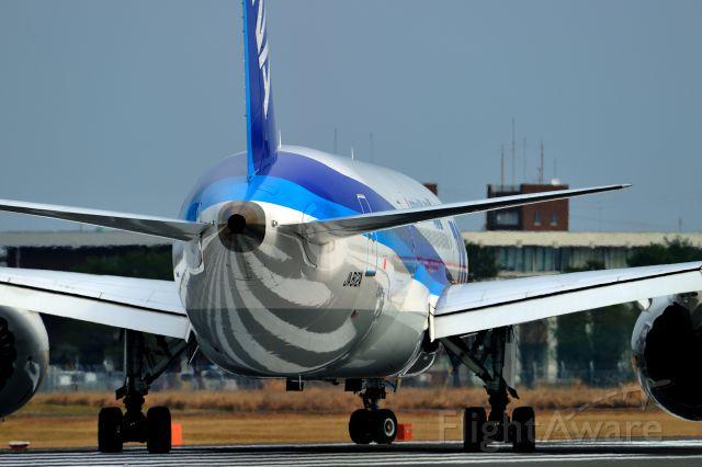Boeing 787-8 (JA812A)