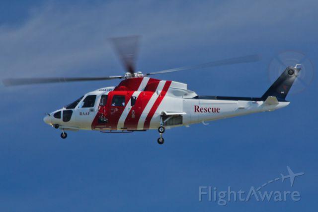 Sikorsky S-76 (VH-LHY) - CHOPPA5 CHC HELICOPTER AUSTRALIA PTY LTD, WA