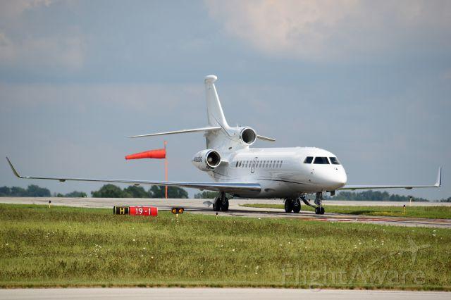Dassault Falcon 7X (N1933G)