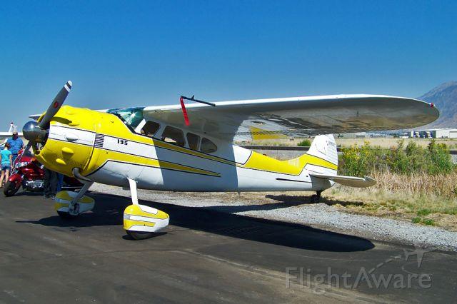 Cessna LC-126 (N195CK)