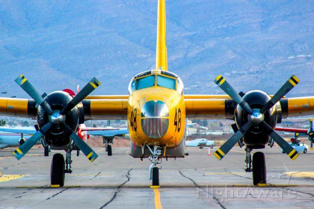 Lockheed P-2 Neptune (N4692A)