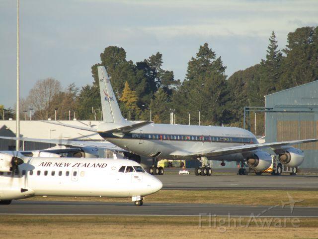 Aerospatiale ATR-72-600 (ZK-MVF)