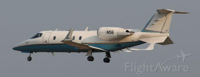 ORLICAN L-60 Brigadyr (N56) - Shooting the rwy 27 approach on 09/10/13...